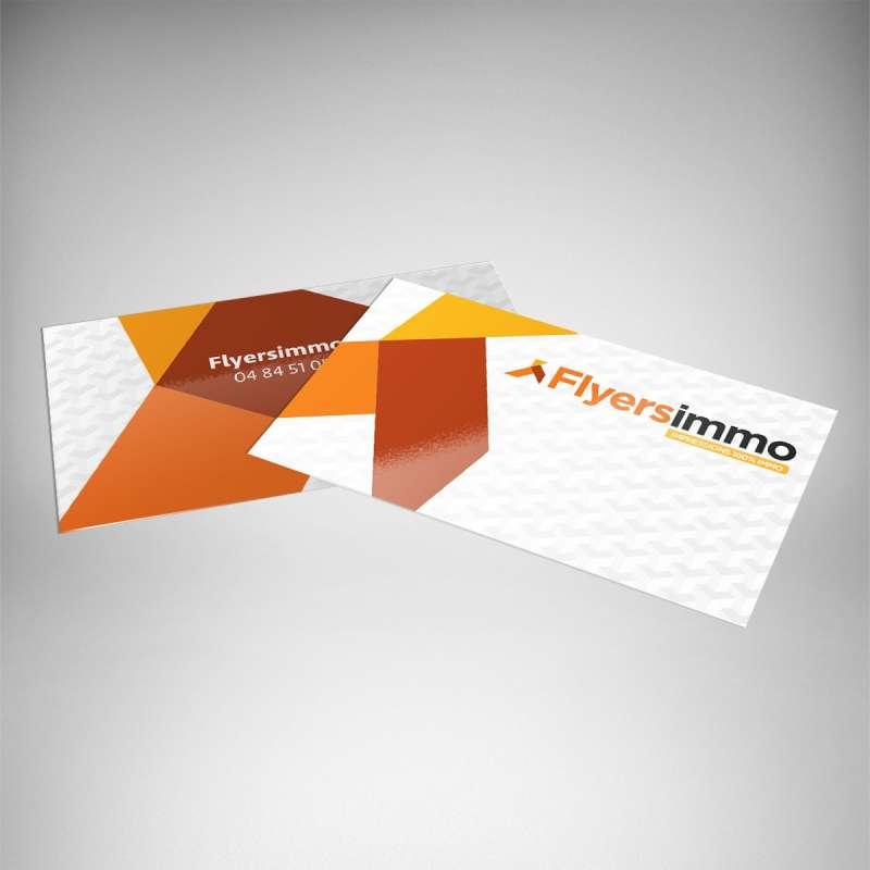Cartes De Visite Immobiliere Discount