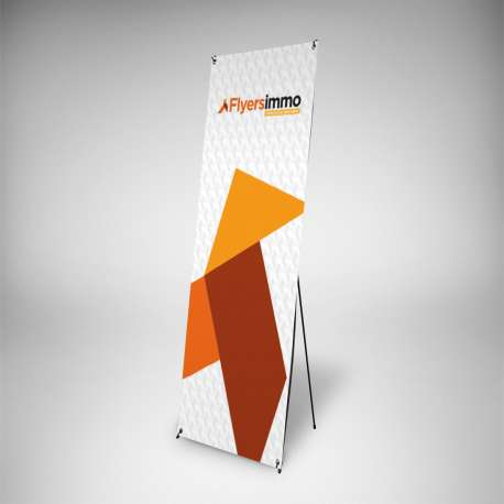 X banner immobilier