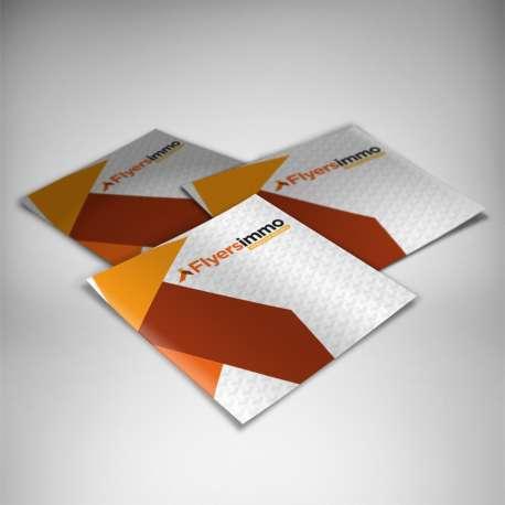 Flyersimmo impression stickers vinyle publicitaires personnalisés