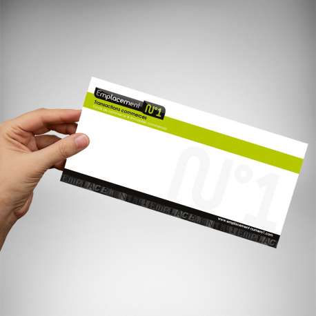 Flyersimmo imprimerie discount cartes de correspondance immobilier