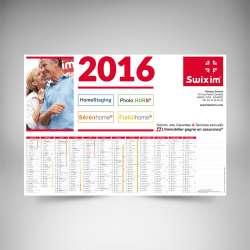 Flyersimmo imprimeur en ligne de calendriers sous mains personnalisés immobilier